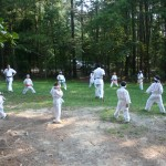 karate bootcamp in the round