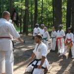 karate bootcamp - The Unyielding Wolf