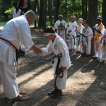 Black Belt karate bootcamp