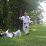 karate bootcamp choke