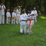 karate bootcamp match