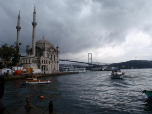Bosphorous Channel, Istanbul